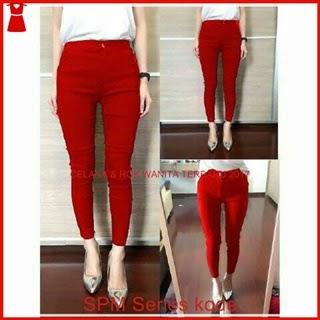 22spm Model Celana Legging Wanita Merah Hati Bj6122