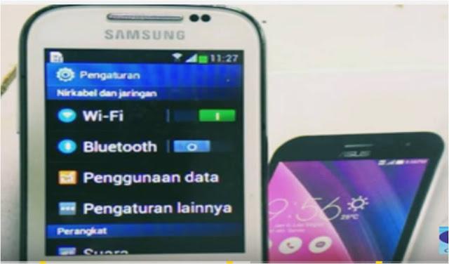 cara melacak keberadaan ponsel kita yang hilang [Trik Android]