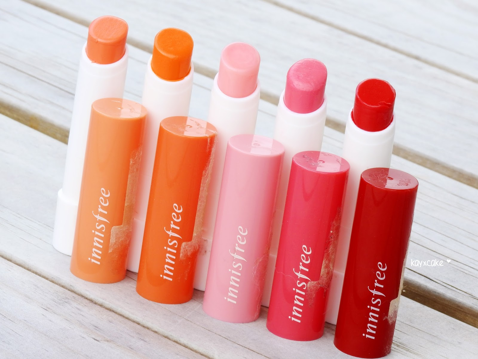 I Love Tinted Moisture Lip Balm - Shine