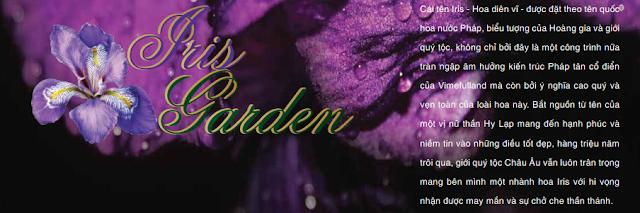 Ý nghĩa của Iris Garden