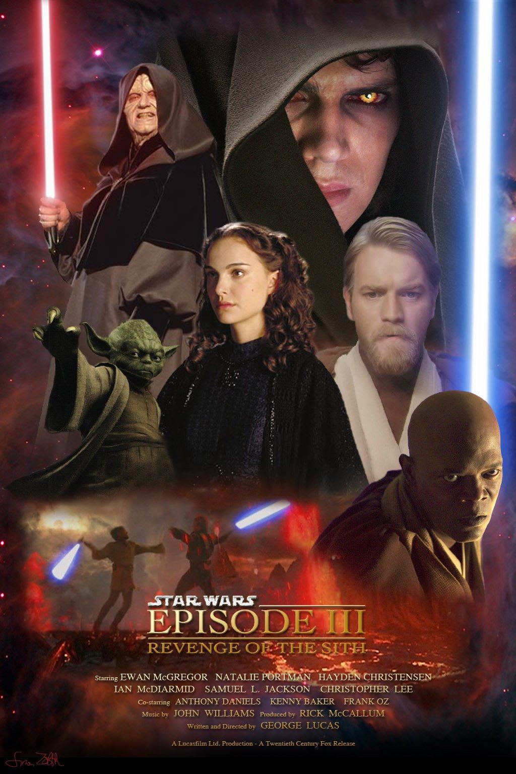 Chiến Tranh Giữa Các Vì Sao 3: Sự Trả Thù Của Người Sith