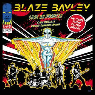 """Το βίντεο του Blaze Bayley για το """"Futureal"""" από το album """"Live in France"""""""
