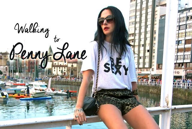 fashion, moda, look, outfit, blog, blogger, walking, penny, lane, streetstyle, style, estilo, trendy, rock, boho, chic, cool, casual, ropa, cloth, garment, inspiration, fashionblogger, art, photo, photograph, Avilés, oviedo, gijón, asturias, shorts,