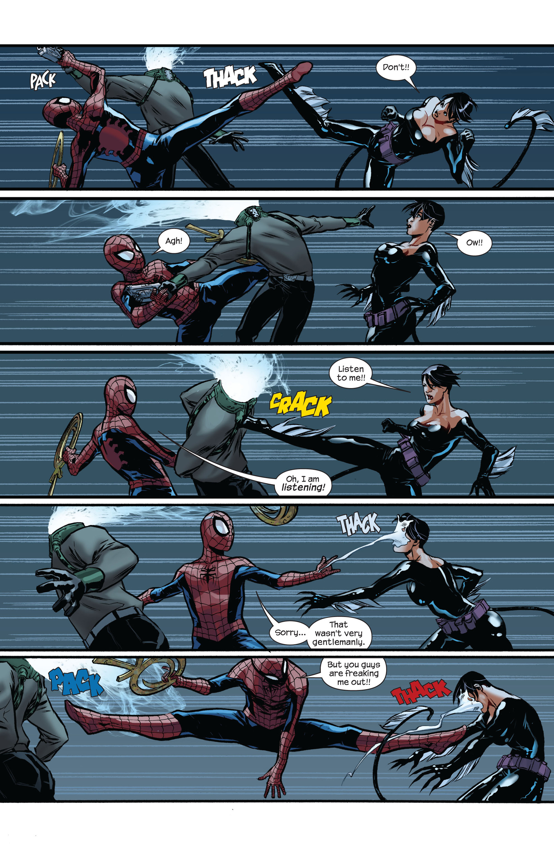 Read online Ultimate Spider-Man (2009) comic -  Issue #154 - 9