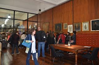 Biblioteca Nacional. Materiales Especiales. Montevideo. Uruguay.