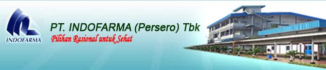 Karir PT.Indofarma (Persero) Tbk