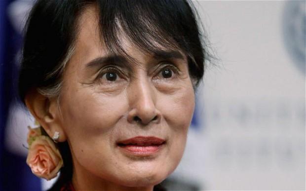 Aung San Suu Kyi dan Nasib Nama Besarnya di Mata Dunia Internasional