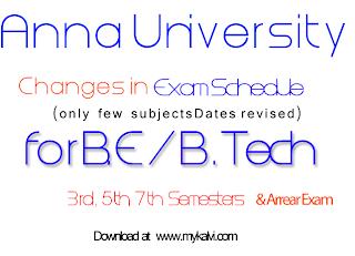 anna university,mykalvi,exam time table