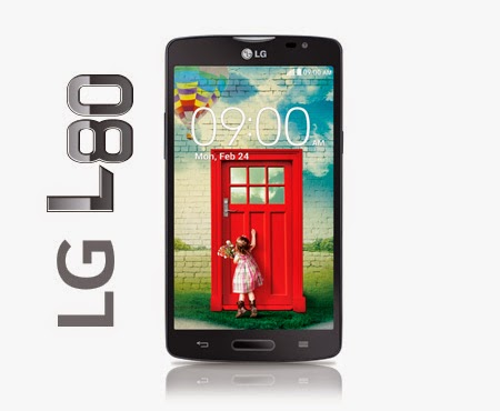 Hard Reset LG Optimus L80 Dual SIM