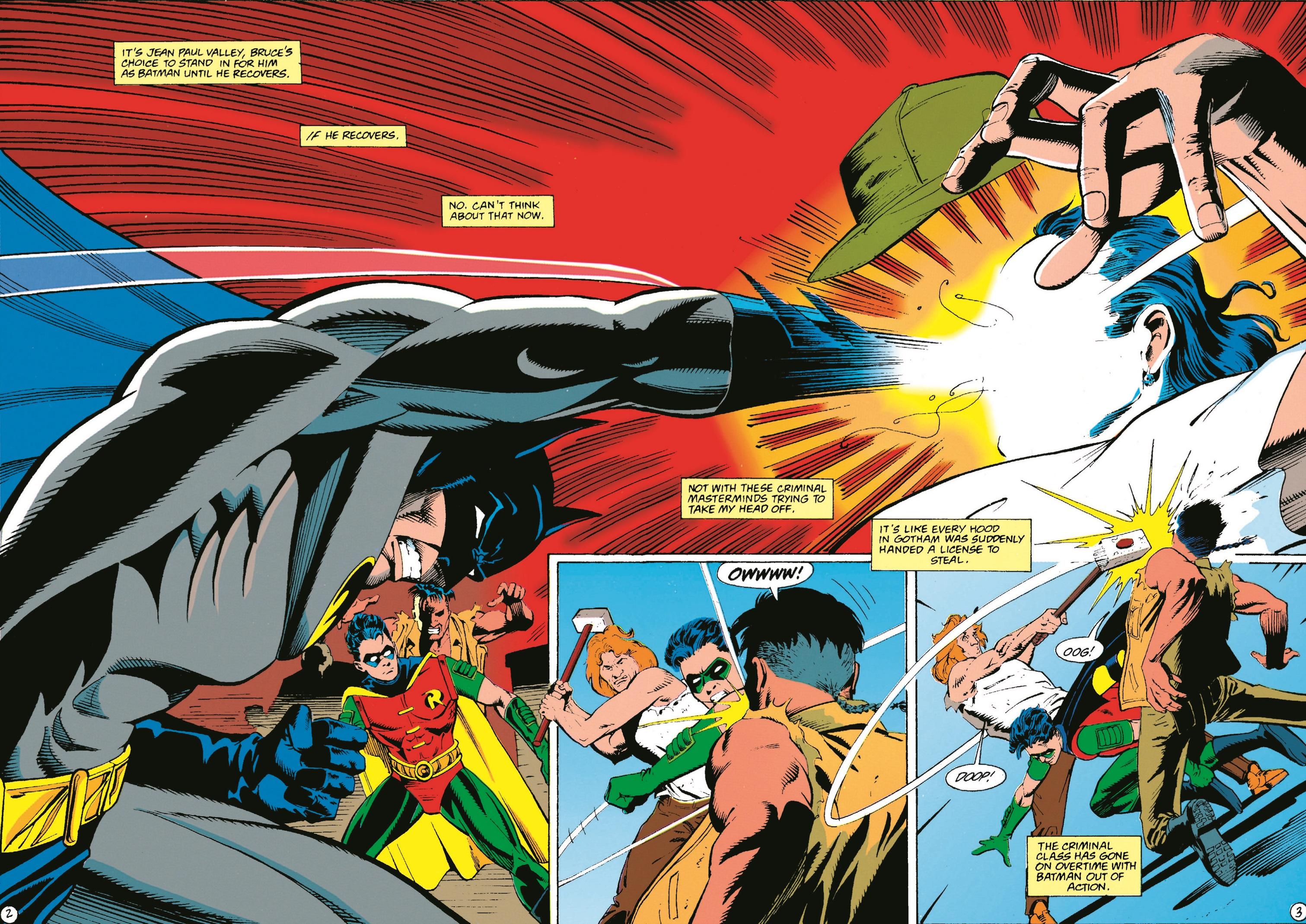 Detective Comics (1937) 665 Page 2