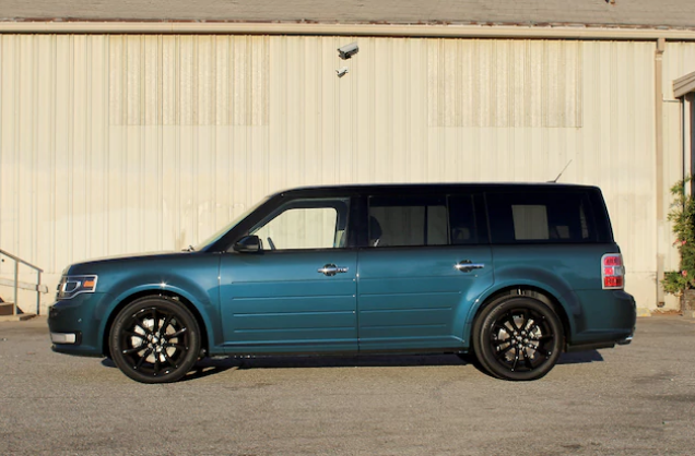 2016 Ford Flex 3.5L EcoBoost AWD Review