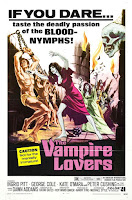 Vampire Lovers, Hammer Films, Peter Cushing
