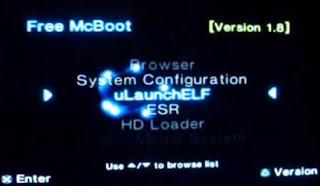 Dumping Bios PS2
