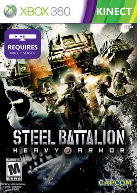 Steel Battalion: Heavy Armor: Vertical Tank Pilot tutorial trailer