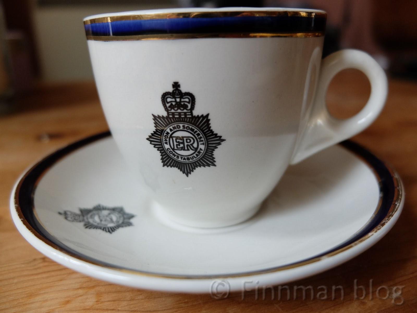 Avon & Somerset Constabulary Miscellaneous items