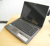 laptop bekas acer 4741 core i5