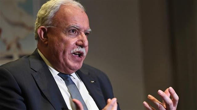 Arab states campaigning to block Israel's Security Council bid: Palestinian Foreign Minister Riyad al-Maliki