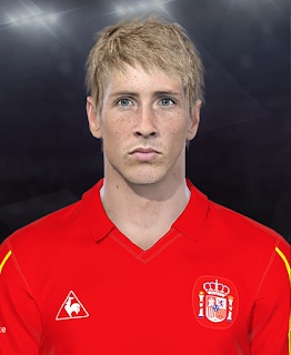 PES 2019 Faces Fernando Torres by DNA+I Facemaker