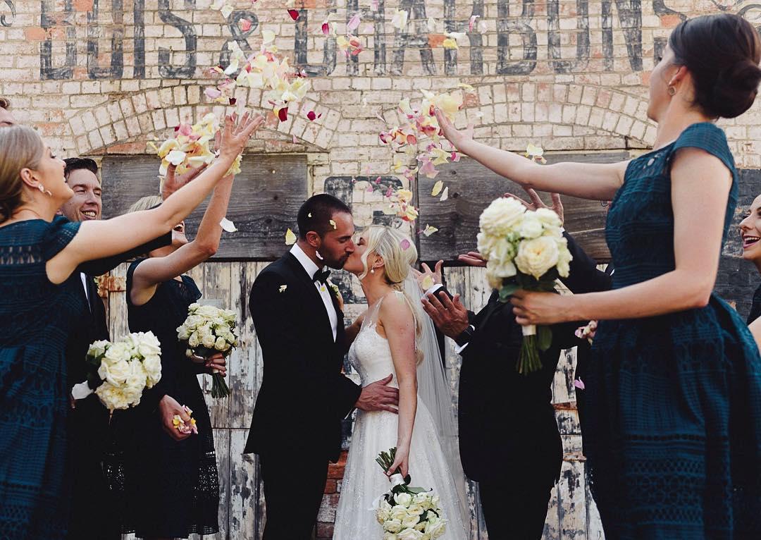 VENUE: ABBOTSFORD CONVENT  | COURTYARD WEDDING VENUE MELBOURNE VIC