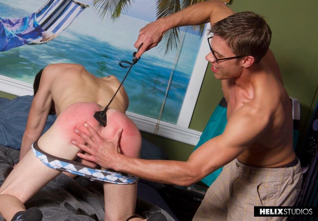 Gay Porn Spanking