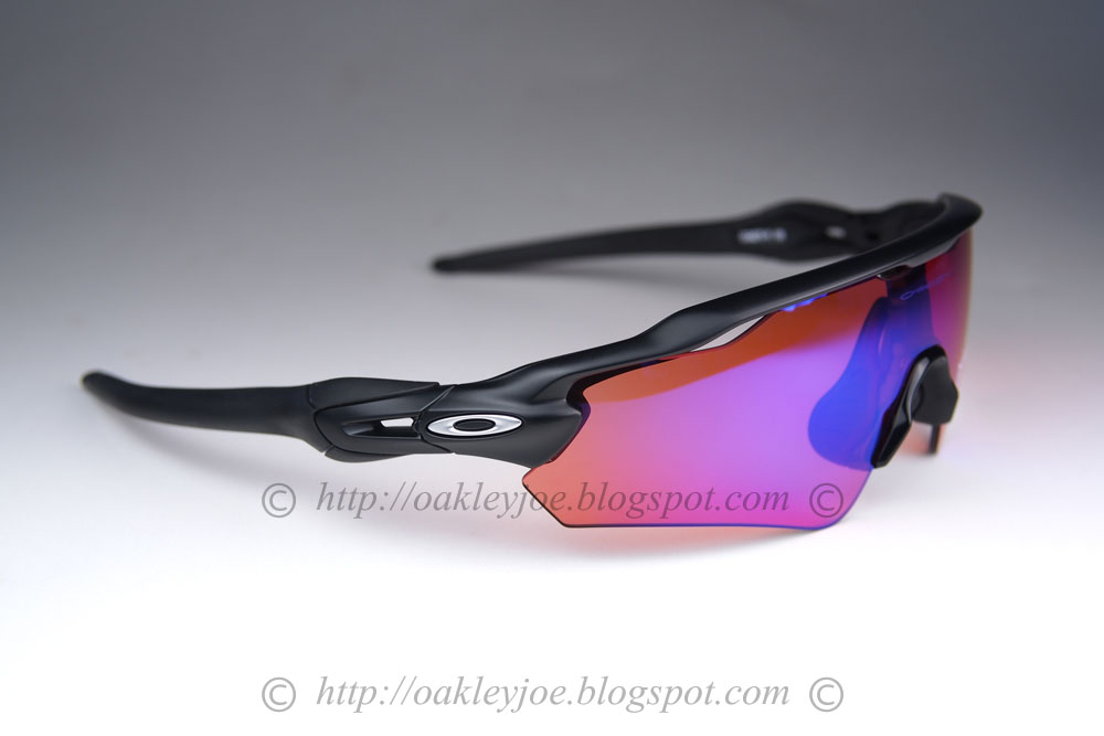 3eb238d700 OO9275-13 Radar EV Asian Fit redline + prizm road  265 lens pre coated with  Oakley hydrophobic nano solution complete set comes with vault