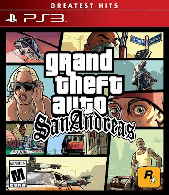 GTA San Andreas Xbox360 PS3 free download full version