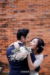 contoh foto wedding, foto murah depok, foto prewedding murah jakarta, jasa foto wedding murah, felfes ui, askar photography, bride, groom