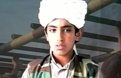 Osama Bin Laden's son Hamza threatens U.S.