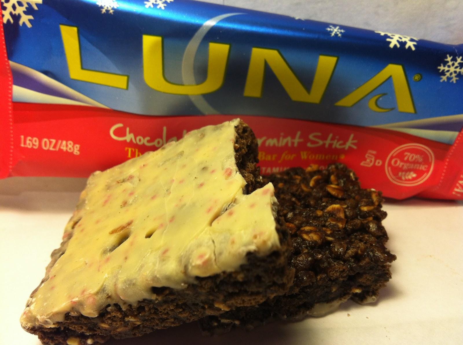 Luna Bar Chocolate Peppermint Stick Calories