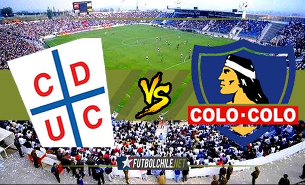 Universidad Católica vs Colo Colo