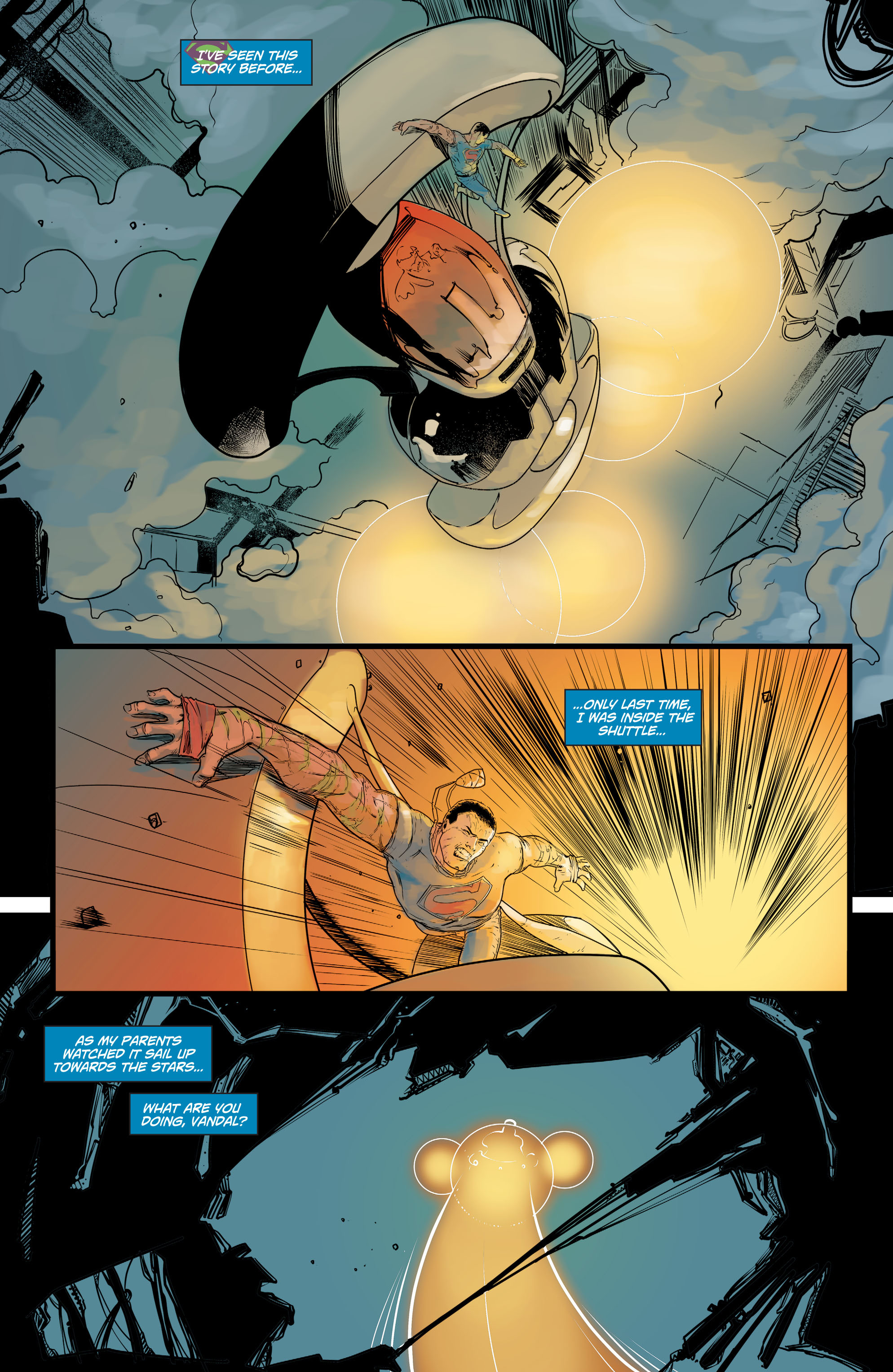 Read online Action Comics (2011) comic -  Issue #50 - 28