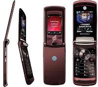Motorola RAZR V9 ponsel flip terbaik murah 1 jutaan