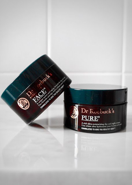 dr roebucks face moisturizer review