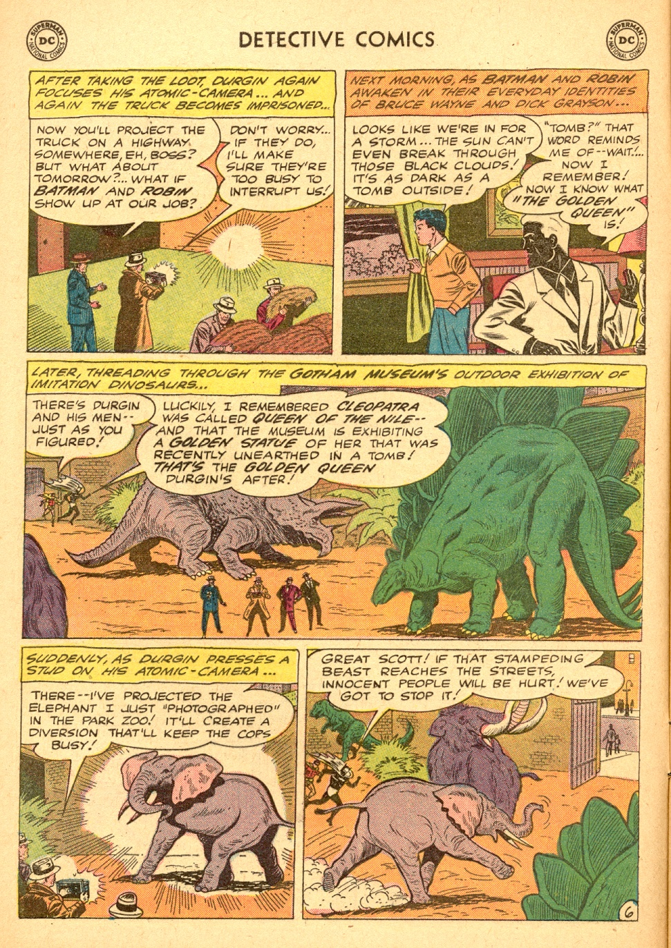 Detective Comics (1937) 284 Page 7