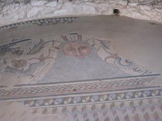 Mosaico de Océano