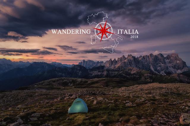 3500 km a piedi tra Alpi e Appennini. Il Diario di Viaggio di Manuel Chiacchiararelli