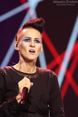 Agnieszka Chylińska - Festiwal w Sopocie