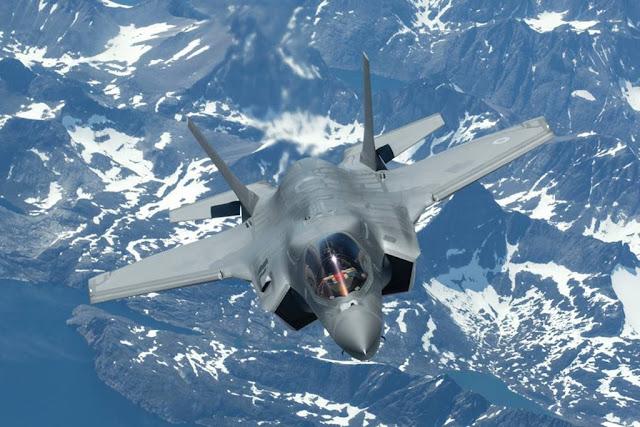 RAF reforms 617 Squadron Dambusters F-35