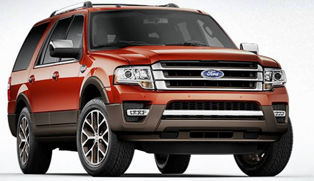 2018 Ford Expedition King Ranch Specs & Seats