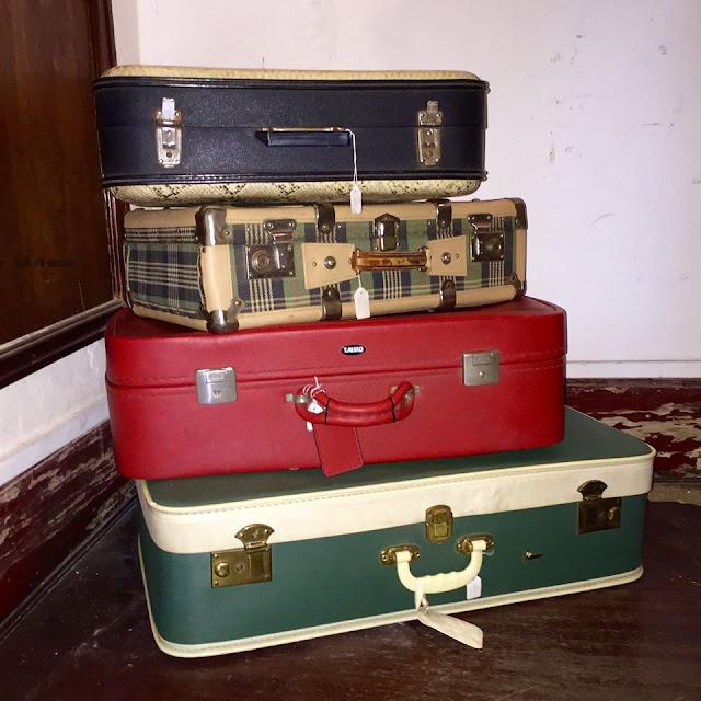 malas vintage, loja vintage, bagagem vintage