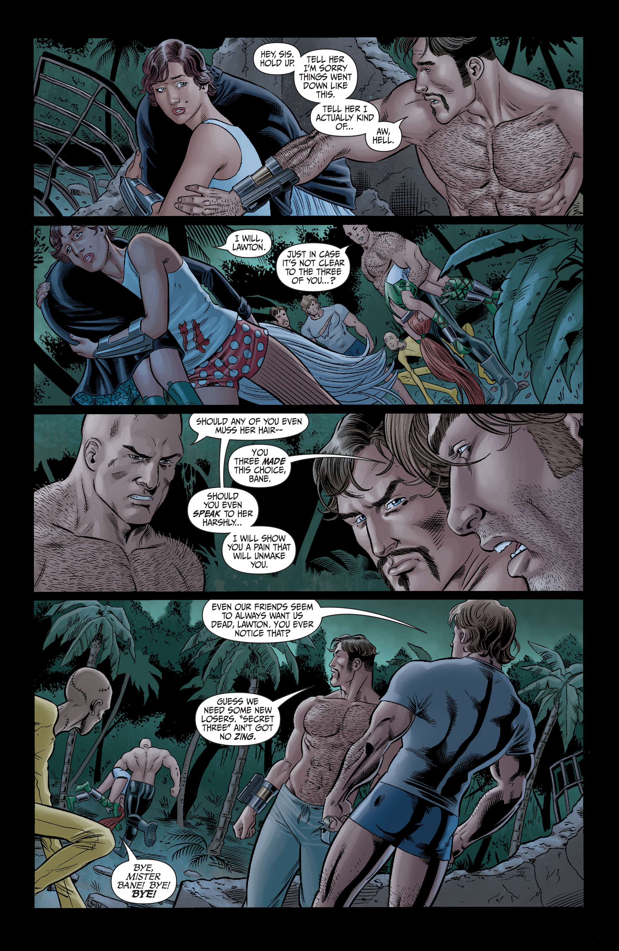 Read online Secret Six (2008) comic -  Issue #12 - 16