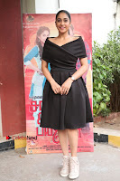 Actress Regina Candra Pos in Beautiful Black Short Dress at Saravanan Irukka Bayamaen Tamil Movie Press Meet  0039.jpg