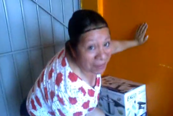 Dueña de Fonda de Oaxaca Cogiendo con su Empleado