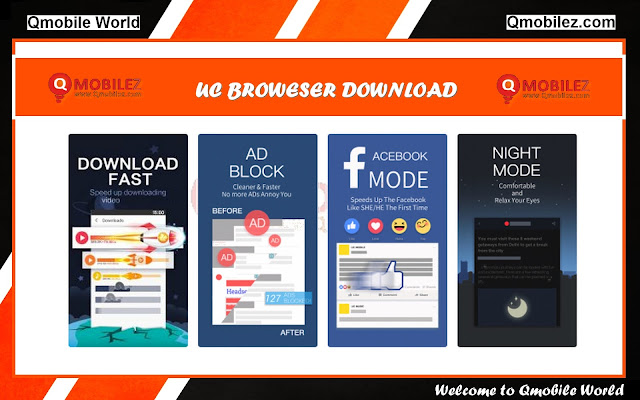 uc browser free for qmobile apk
