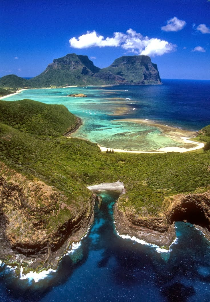 Lord Howe Island, Australia | Australia the perfect land photography lovers