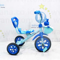 exotic music bmx baby tricycle