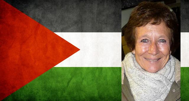 La activista Nines Maestro imputada por un presunto delito de financiación del terrorismo en Palestina