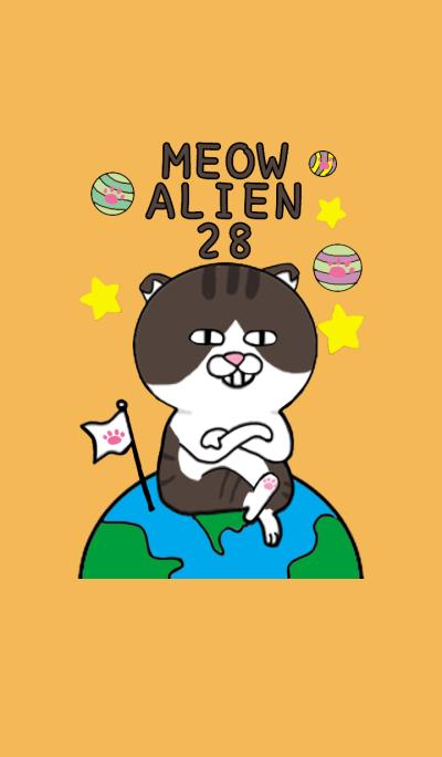 MEOW ALIEN 28