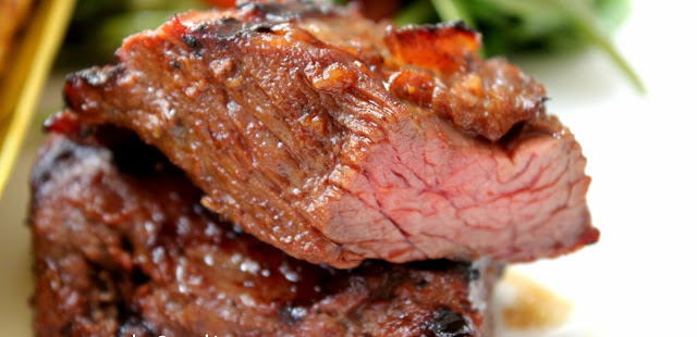 How to Make Grilled Steakhouse Steak Tips