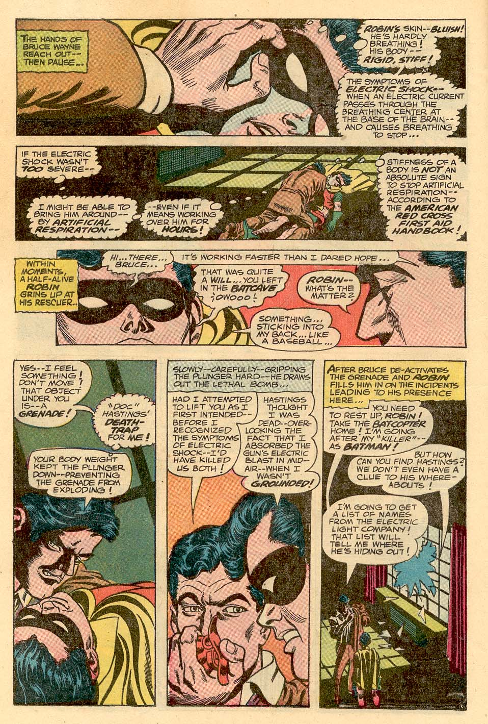 Detective Comics (1937) 367 Page 11